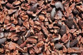 Krossade choklad bönor 2