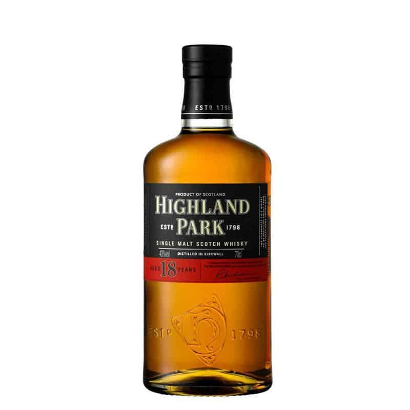 Highland Park 18 år