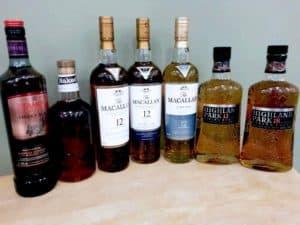 En trevlig och värmande whiskypronving i Gävle
